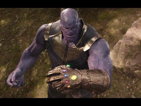 Собрал все Камни Бесконечности - Мстители: Война бесконечности 2018
