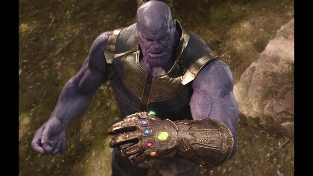 Собрал все Камни Бесконечности - Мстители: Война ...