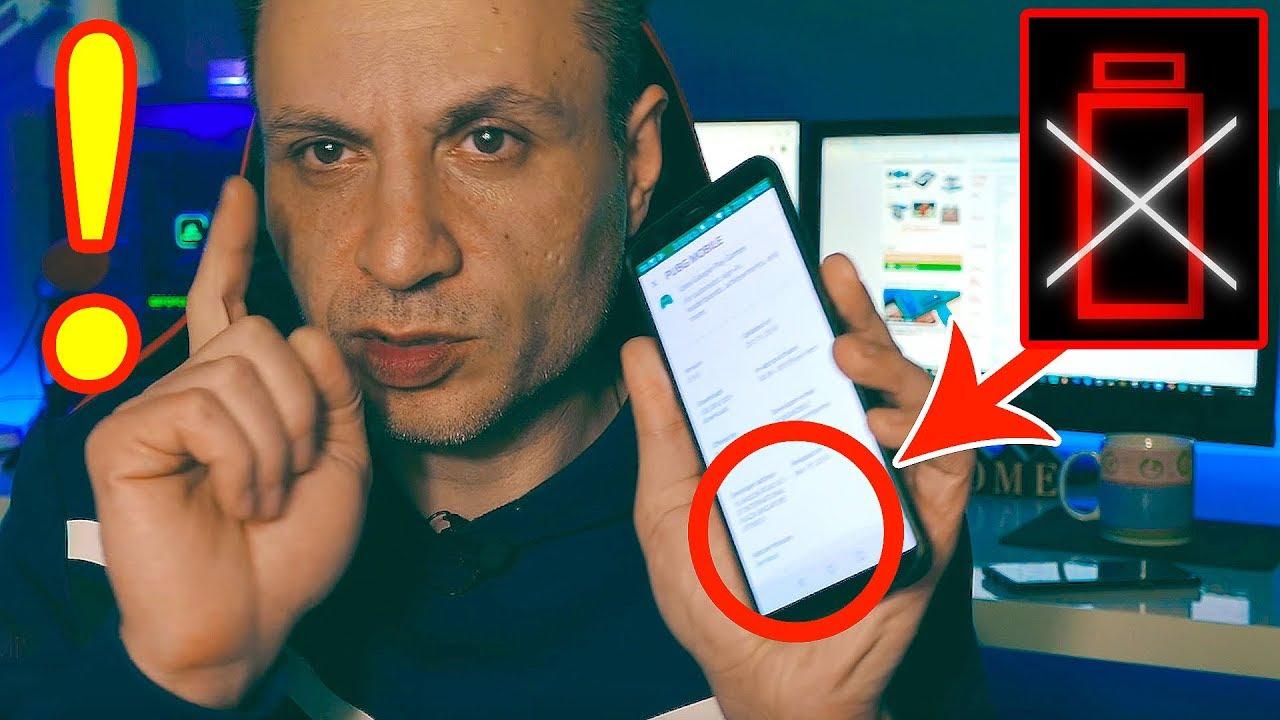სასწრაფოდ გათიშე ტელეფონიდან ეს ფუნქცია! 🔴 ნახე, როგორ ჭამს ფეისბუქი ბატარეას!