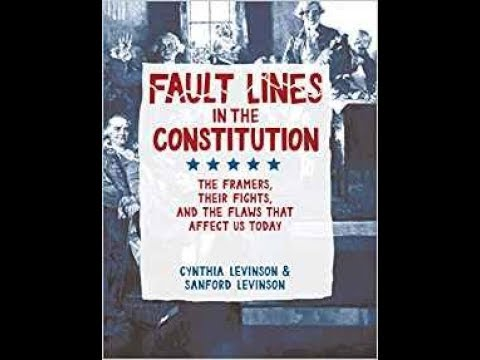 Children's Book  Talk: Fault Lines in the Constitution