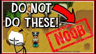 20 Things You Should NOT Do In Your First Year!🚫 - Stardew Valley (NOOB GUIDE)