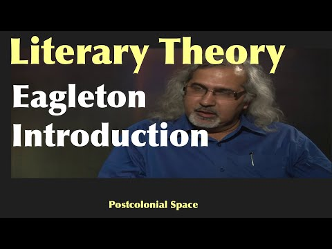 Eagleton: Introduction. What Is Literature?