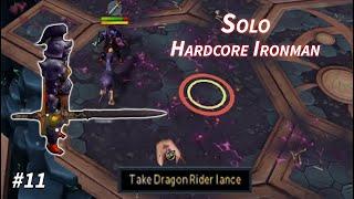 We got really lucky.. (Solo HCIM #12) | Runescape 3