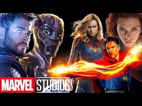 7 Untitled Marvel Movies Get Release Dates Through 2020-2022 להורדה