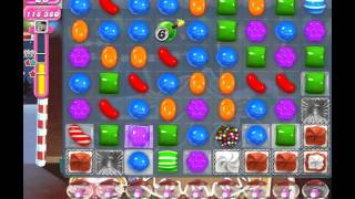 Candy Crush Saga Facebook Level 273