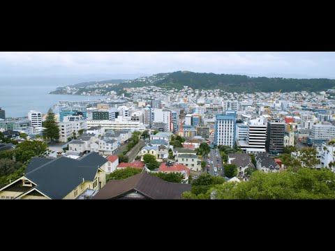 Welcome to Victoria University of Wellington