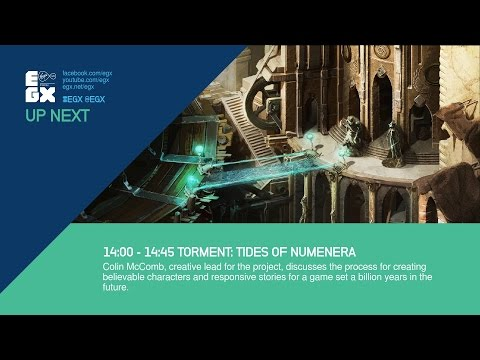 Torment: Tides of Numenera - Building reactive narrative in impossible worlds