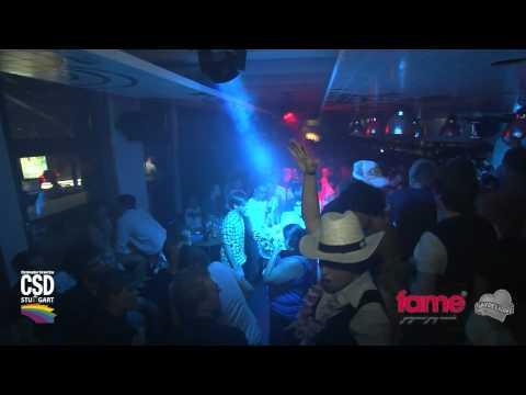 CSD Stuttgart 2011 - Offizielle CSD-Party - Fame und Gaydelight (HD-Version)