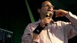 Marcos Witt (Tu Mirada) no Brasil 25/07/2008
