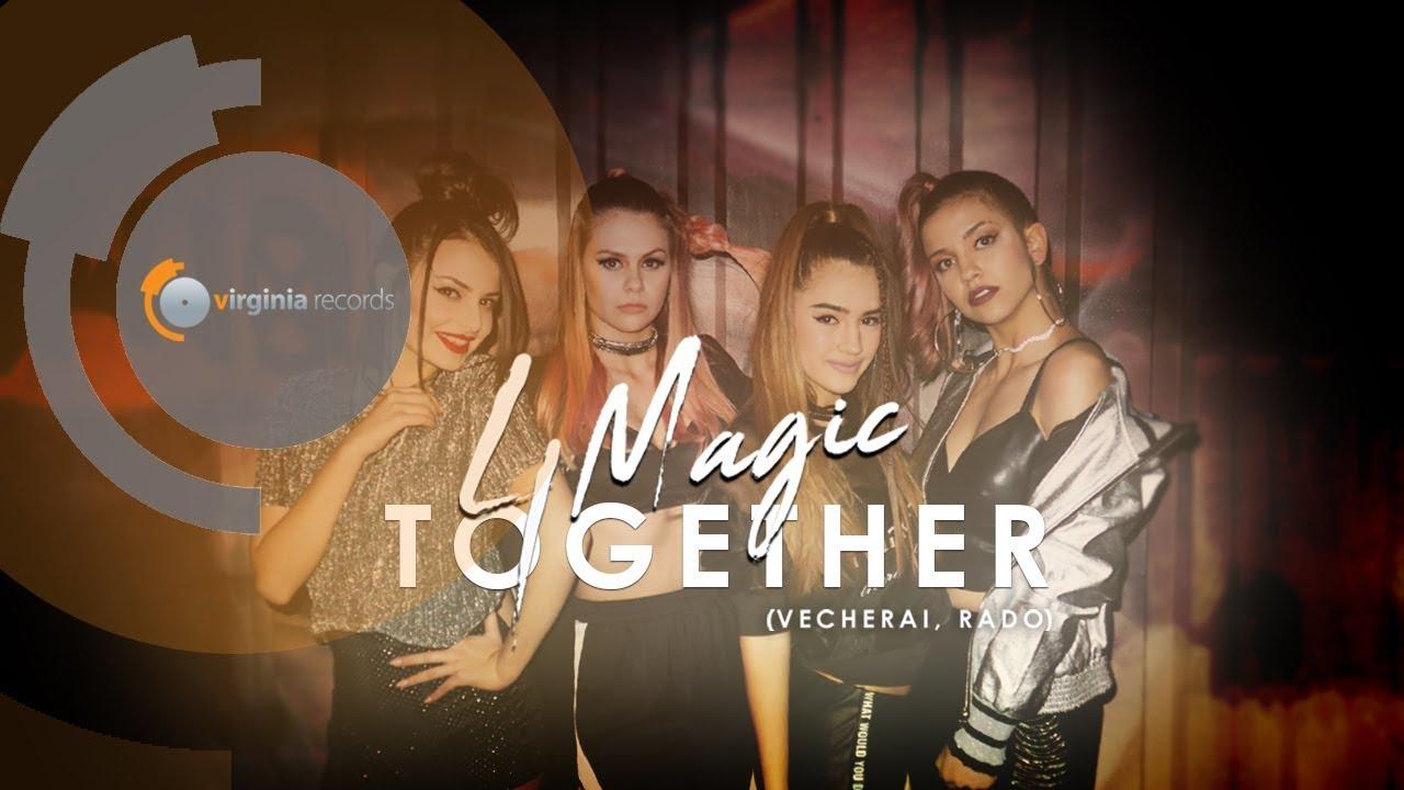 4Magic - Together (Vecherai, Rado) (Official  Video) #1