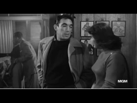 Anthony Quinn - The Wild Party (1956) Orgia Sangrienta