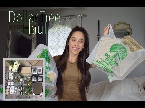 DOLLAR TREE HAUL | Home Decor, Office Supplies & More