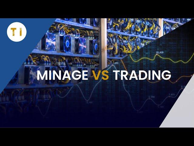 Top 5 des avantages du minage de crypto monnaie par rapport au trading