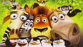 Madagascar Escape 2 Africa   Full Movie Game   ZigZag Kids HD