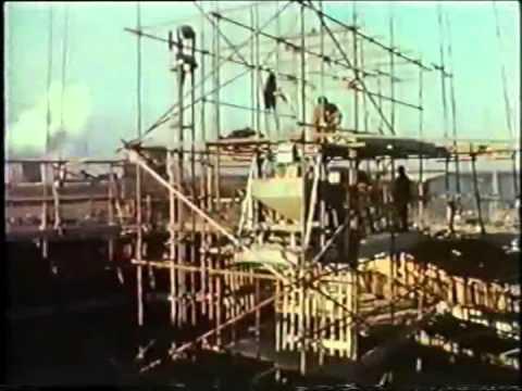 Building Hownsgill Plate Mill in Consett