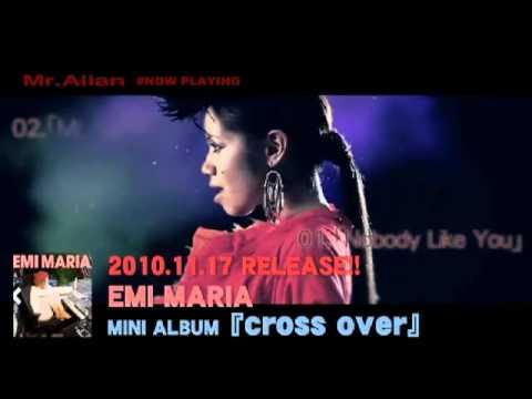 EMI MARIA /Mini ALBUM 「cross over」 試聴トレーラー