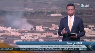 عسكري سوري: تسابق كردي تركي للسيطرة على «جرابلس».. فيديو