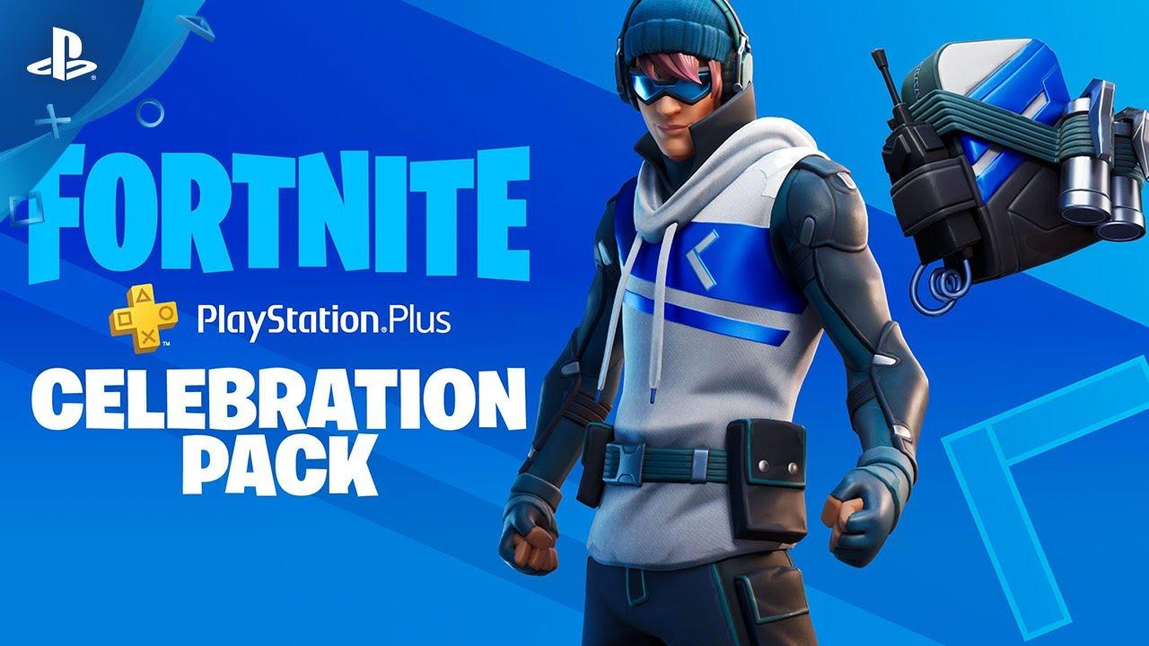 Fortnite - April 2020 Celebration Pack | PS4