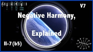 WHY DOES THIS CHORD SOUND SO GOOD? - Negative Harmony, Explained