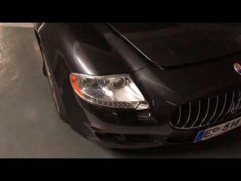 Maserati quattroporte !