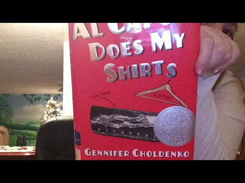Al Capone Does My Shirts chapter 20
