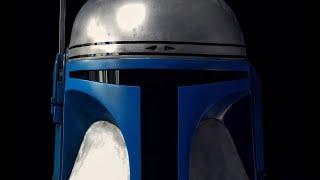 Jango Fett Helmet Build