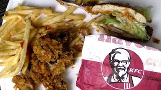 KFC Hot Wings & Boss