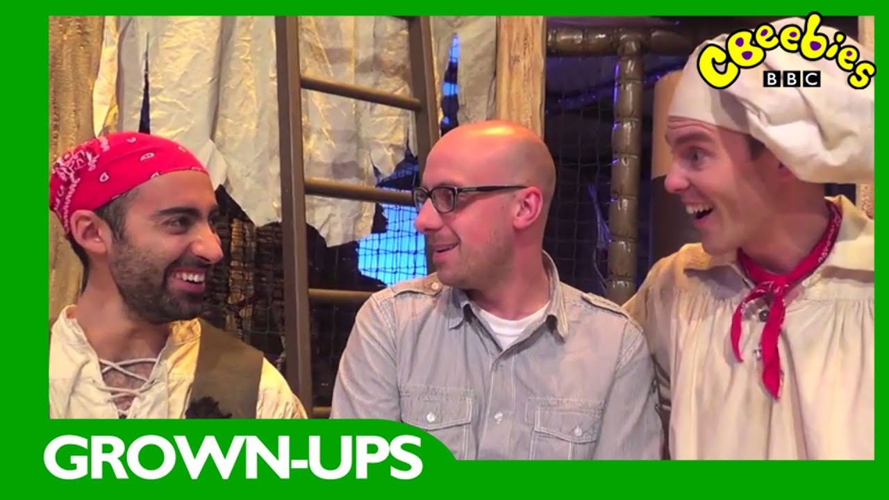 Download CBeebies Grown-Ups: Swashbuckle - Cook and Line's Chat Show