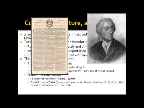 APUSH Review: America's History Chapter 4