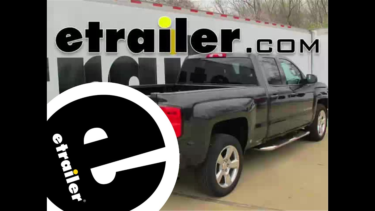 Installation of the stromberg carlson 5th wheel louvered tailgate on a 2014 chevrolet silverado 1500