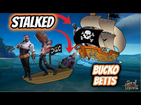 Sea of Thieves | Quest 3: STALKED on the Hunt for Bucko Betts Treasure!
