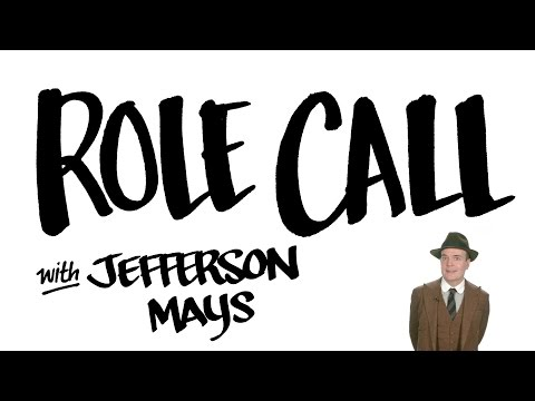 Role Call: Jefferson Mays on THE FRONT PAGE, GENTLEMAN'S GUIDE TO LOVE AND MURDER, I AM MY OWN WIFE
