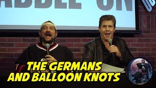 The Germans and Balloon Knots