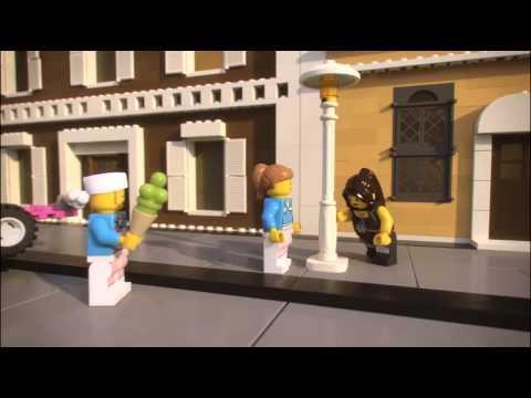 LA LEGO PELICULA - La Maquina de Helados