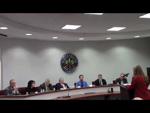 February 8 2017 Sussex County Board of Chosen Freeholders