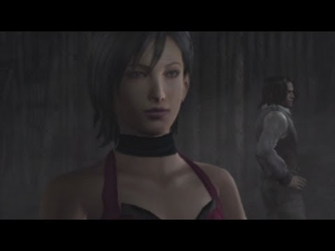 Resident Evil 4 Walkthrough - Separate Ways Chapter 2 No Damage