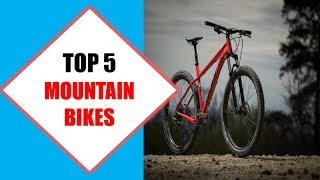 Top 5 Best Mountain Bikes 2018 | Best Mountain Bike Review By Jumpy Express