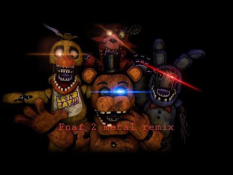 [SFM FNaF 2] Five nights at Freddy's 2 metal cover