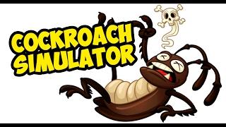 NECROS НЕ ТАРАКАН! А ТАРАКАНИЩЕ! | Cockroach Simulator