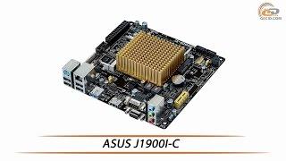ASUS J1900I-C - видеообзор материнской платы