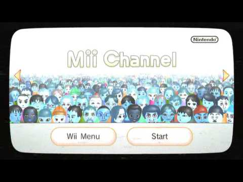 Wii Creepypasta Glitch 8