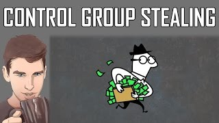 Starcraft 2: Control Group Stealing