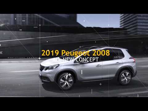 suv 2019 the peugeot new 2008 concept. Black Bedroom Furniture Sets. Home Design Ideas