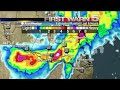 Wednesday's Weather - 6 a.m.
