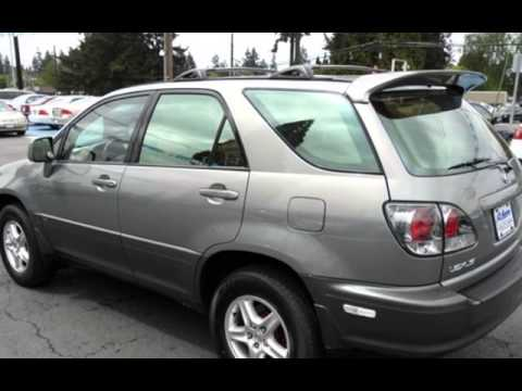 2003 Lexus RX 300 for sale in Vancouver WA  YouTube