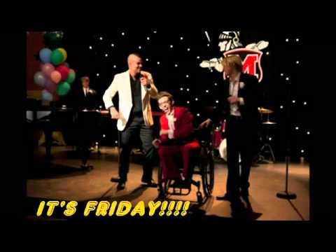 Glee - Friday full song