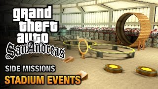 GTA San Andreas - Stadium Events