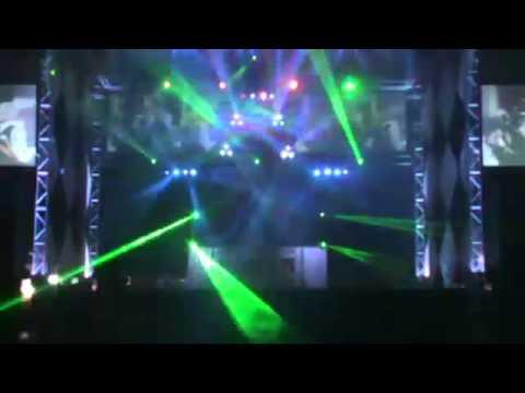 honan en vivo kaly colax 2014