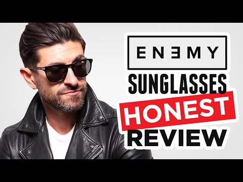 Brutally Honest Reaction: AlphaM Enemy Sunglasses Review (Good & BAD)
