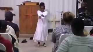 Break Every Chain Praise Dance (There Is Power In the Name of Jesus) - Tasha Cobbs